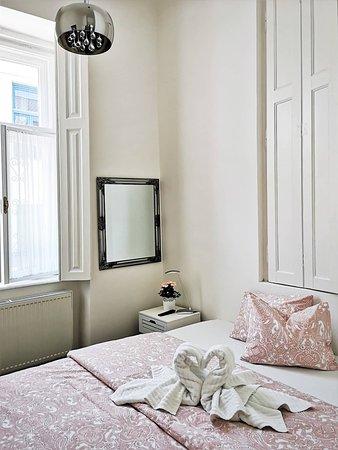 2 személyes földszinti szoba