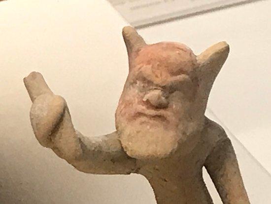 """Mi Colección """"las caras del arte antiguo"""""""