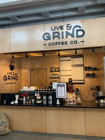Great coffee, very friendly service