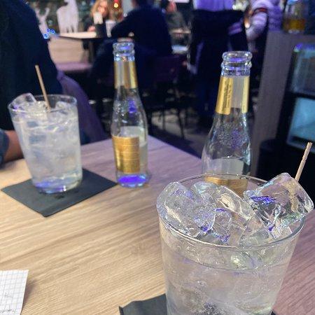 Aperitivo a Campiglio. 2 Gin