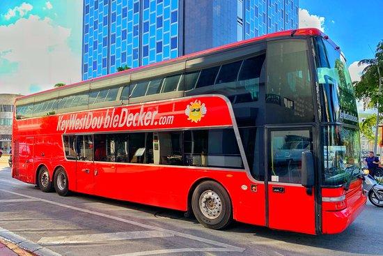 Miami to Key West Bus