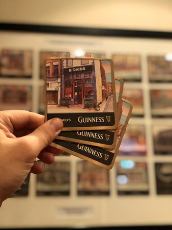 Great pub in the heart of Dublin 😜