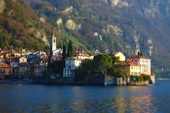 Comosøen - Varenna og Bellagio privat...