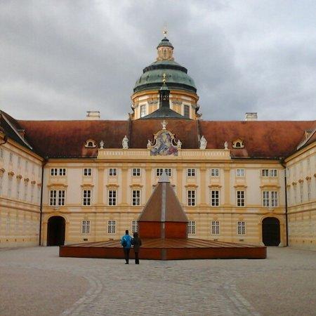 Melk, Austrija: Монастырь Мельк