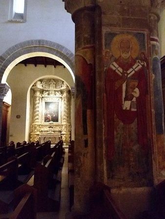 Interni Duomo affreschi