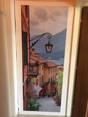 Mikra Mandinia, Greece: Hallway