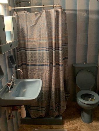 Mikra Mandinia, Greece: Bathroom