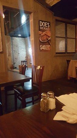 Bilde fra Doe's Eat Place