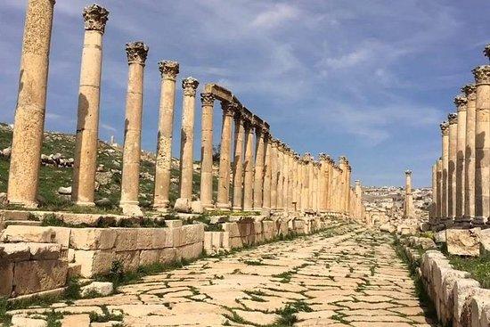 Day Tour to Jerash and Amman City Tour...