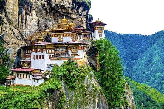 Tour du Népal et du Bhoutan