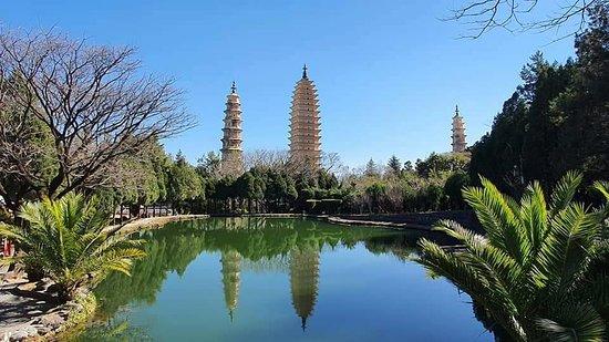 Three Pagoda, Dali