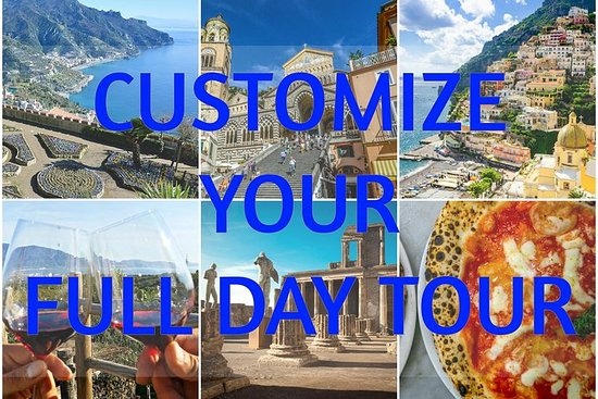 Customize Your Full Day Tour in 8/9...