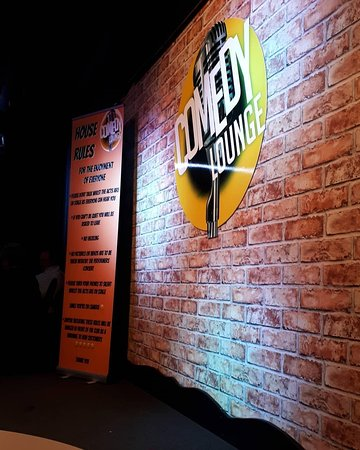 Comedy Lounge - Loved it! Can't remember the names of the comedians check the 11 Jan 2020 line up pr give them a call ;)