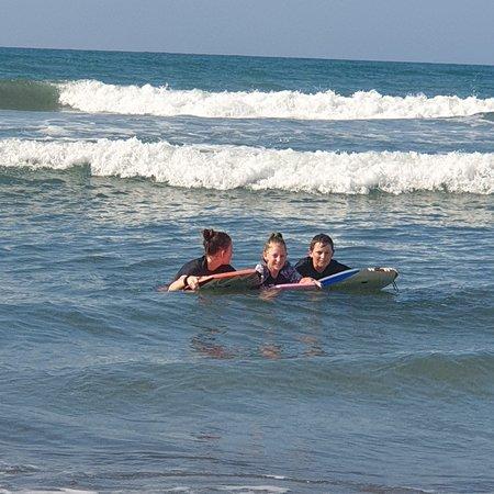 Waiotahi, New Zealand: Bryan's Beach - Ohiwa in the Bay of Plenty, New Zealand.  Great beach for safe swimming.