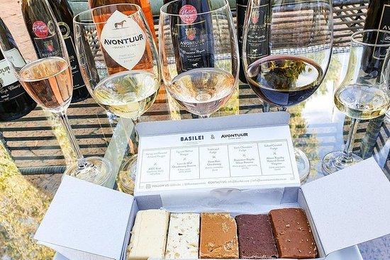 開普葡萄酒之旅-私人