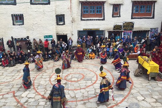 Upper Mustang Tiji Festival Jeep Tour 2021