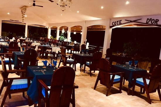 Fish Dinner in Hotel &Restaurant Cote...