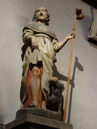 Statue de Saint-Roch (XVIIe siècle)