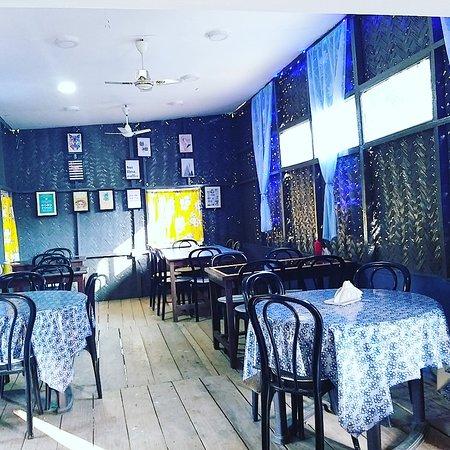 Hangover Cafe at Haflong. Near Circuit House.