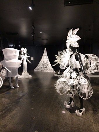 Skip the Line: World of WearableArt & Classic Car Museum Admission Ticket: White section