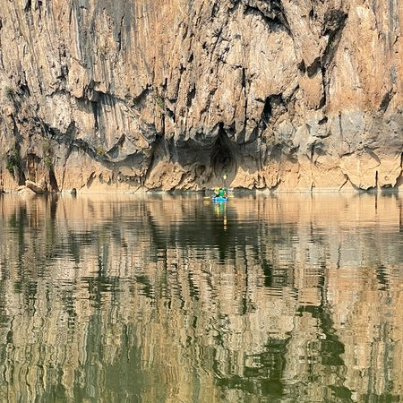 1 day kayak trip with pak ou caves (P15)