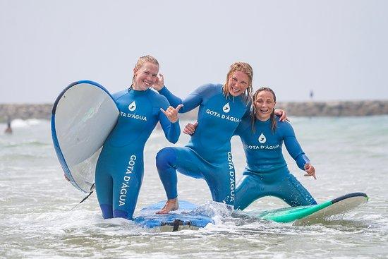 Gota d'Agua Surf School