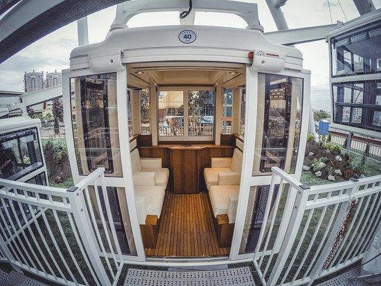 Ferris Wheel Happy Eye