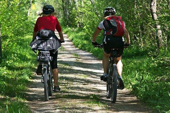 Randonnée à vélo hors route...