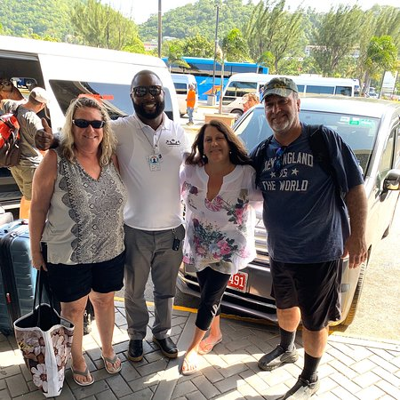 Gratitude is a must! Forever grateful for repeat guests!   Planning your next Jamaican getaway? Contact Island Turf Tours for all your transportation needs