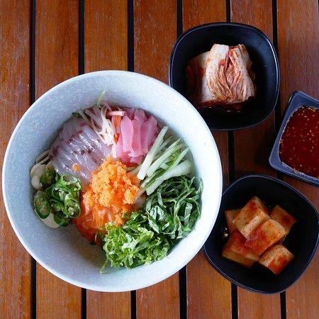 korean seafood rice
