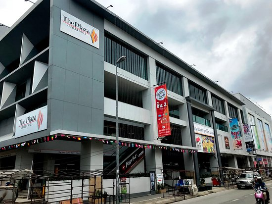 The Plaza - Outlet - Chiang Mai
