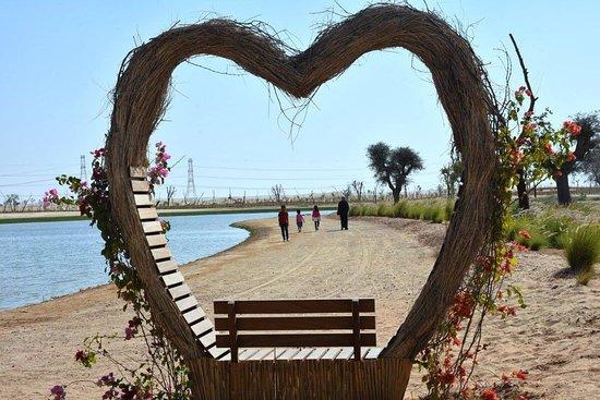 Love 💕 lake Dubai Al Quadra Full day Tour with ARABIAN PRIVATE ADVENTURE