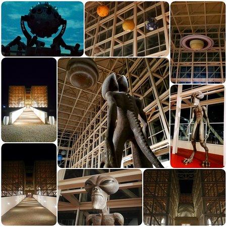 Provincia Cosenza, Taliansko: Planetario Giovan Battista Amico 👽🌌🔭📡 bellissimo planetario di recente costruzione, dove assistere a varie sessioni astronomiche audio visive.