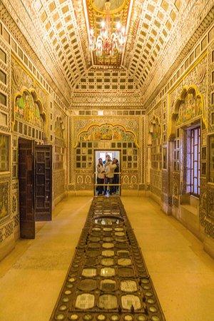 Mehrangarh Fort - Exhibit