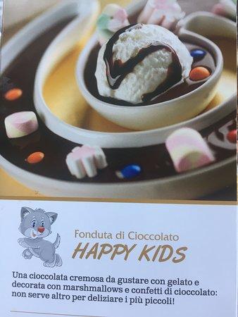 Fondute Happy Kids