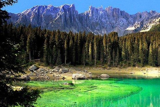 從博爾扎諾出發:私人一日遊:Great Dolomites Road