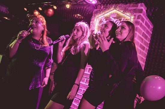 September 2019 - January 2020 photos of Marbella's favourite Karaoke bar!