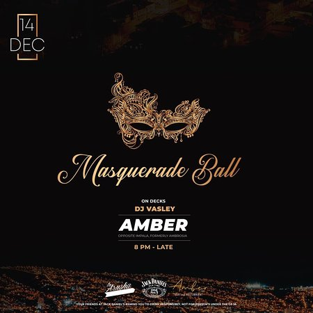 The Amber Bar & Restaurant Limited