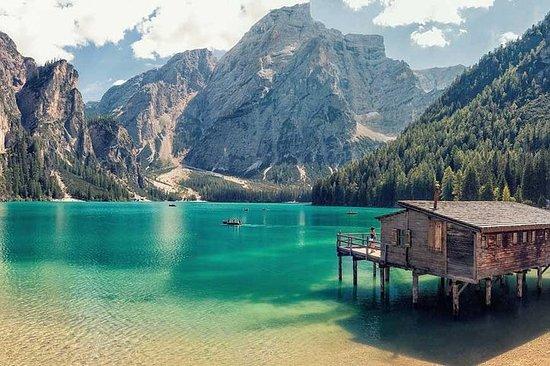 從博爾扎諾出發:私人一日遊:東多洛米蒂山脈的中心地帶