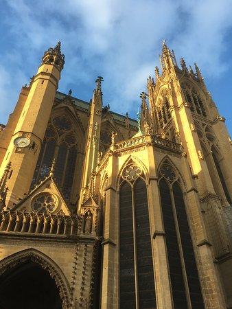 Cathédrale Saint Étienne de Metz Metz, France