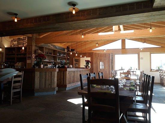 Buglio in Monte, Italië: sala da pranzo