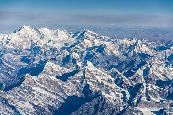 Bhutan flight