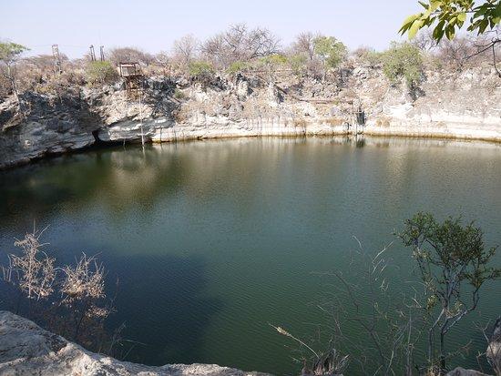 The sinkhole
