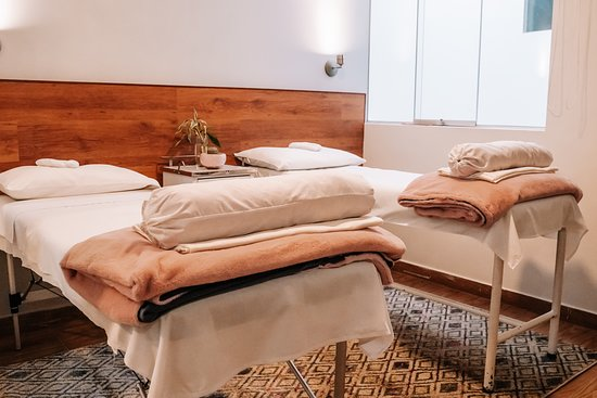 Our newest massage room