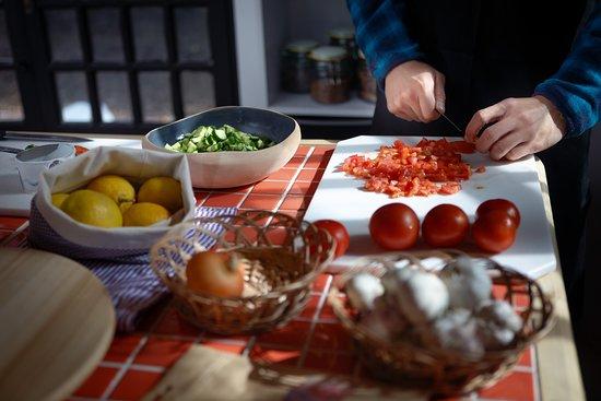 Shiraz hands on cooking class