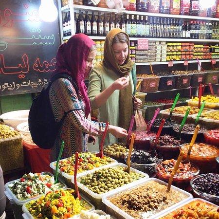 Shiraz culinary walk