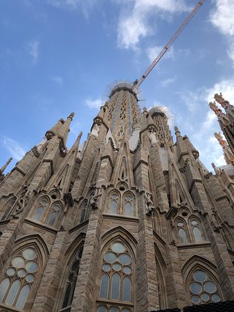 Basilica of the Sagrada Familia Admission Ticket: Exterior