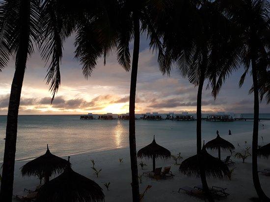 Diverso dai normali resort delle Maldive