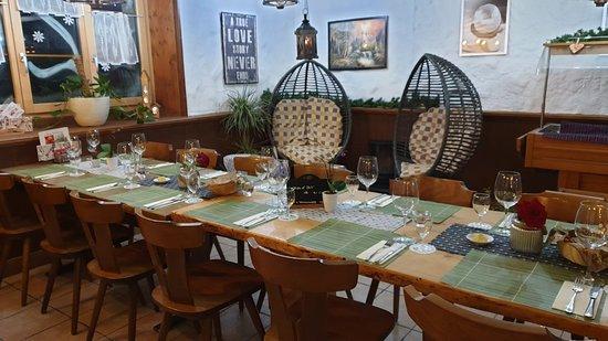 restaurant - decoration