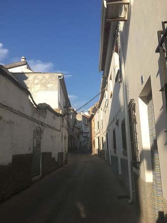 Quentar, Španija: The village.